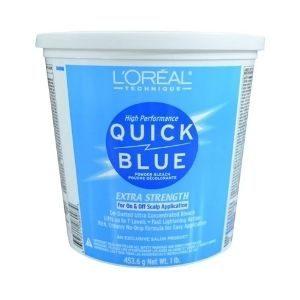 L'Oreal Quick Blue Powder Bleach