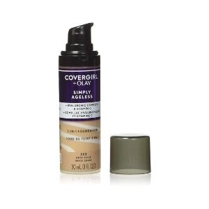 Covergirl And Olay  Liquid Foundation