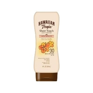 Hawaiian Tropic Sheer  Lotion Sunscreen