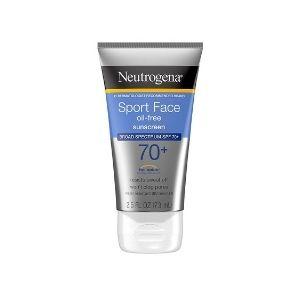 Neutrogena Sport Face Sunscreen