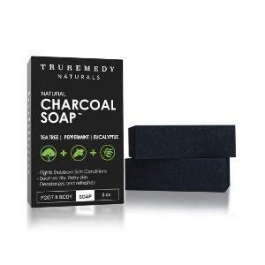 Peppermint Tea Tree Charcoal Bar Soap