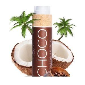COCOSOLIS Choco Suntan & Body Oil