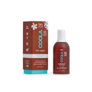 Coola Organic Sunless Tanner Spray
